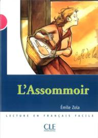 Lassommoir - Niveau 3 - Lecture Mise en scène - Livre