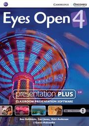 Eyes Open Level4 Presentation Plus DVD-ROM
