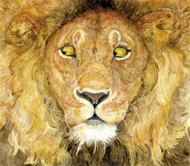 The Lion And The Mouse (Jerry Pinkney)