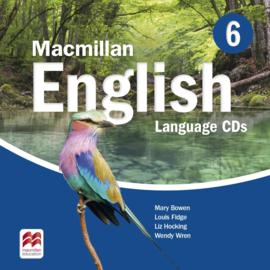 Macmillan English Level 6 Language Book Audio CD (2)
