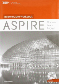 Aspire Intermediate Workbook+audio Cd