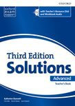 Solutions Advanced Teacher's Pack