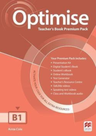 Optimise B1 Teacher's Book Premium Pack