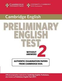 Cambridge Preliminary English Test 2 Student's Book