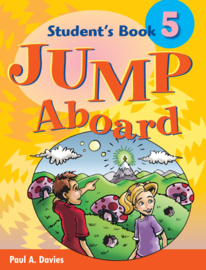 Jump Aboard Level 5 Student's Book