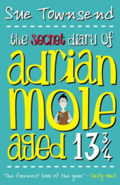 The Secret Diary Of Adrian Mole Aged 13 ¾ (Sue Townsend)