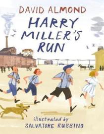 Harry Miller's Run (David Almond, Salvatore Rubbino)