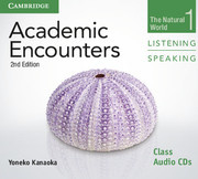 Academic Encounters Level 1 Class Audio CDs (2) Listening and Speaking