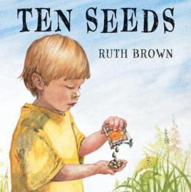 Ten Seeds (Ruth Brown) Hardback