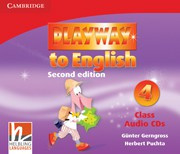 Playway to English Second edition Level4 Class Audio CDs (3)