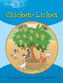 Little Explorers B -  Chicken Licken Reader