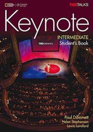 Keynote Intermediate Student's Book + Dvd-rom + Online Workbook Code
