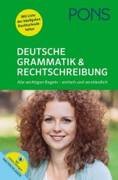 PONS Deutsche Grammatik & Rechtschreibung