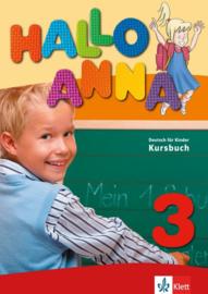 Hallo Anna 3 Lehrbuch met 2 Audio-CDs
