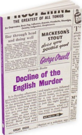 Decline Of The English Murder (George Orwell)