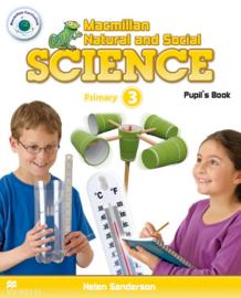 Macmillan Natural and Social Science Level 3 Pupil's Book
