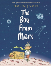 The Boy From Mars (Simon James)