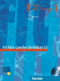 Fit fürs Goethe-Zertifikat C1 Leerboek met Audio-CD