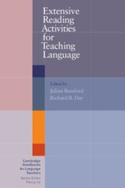 Extensive Reading Activities for Teaching Language Paperback