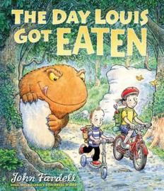 The Day Louis Got Eaten (John Fardell) Paperback / softback