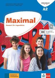 Maximal A2 Arbeitsbuch mit LMS-Code für das interaktive Kurs- und Übungsbuch
