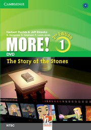 More! Second edition Level1 DVD