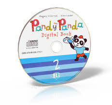 Pandy The Panda 2 Class Digital Book - Dvd