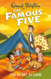 Famous Five: Five Go Off To Camp : Book 7