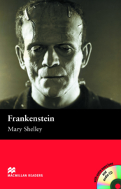 Frankenstein Reader with Audio CD