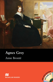 Agnes Grey Reader with Audio CD