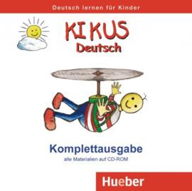 KIKUS Deutsch Complete uitgave op CD-ROM