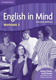 English in Mind Second edition Level3 Workbook