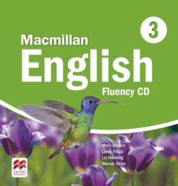 Macmillan English Level 3 Fluency Book Audio CD