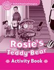 Oxford Read And Imagine Starter Rosie's Teddy Bear Activity Book
