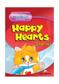Happy Hearts Starter Interactive Whiteboard Software (international)