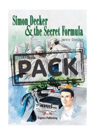 Simon Decker & The Secret Formula Set (with Cd)