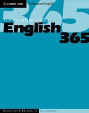 English365 Level3 Teacher's Book