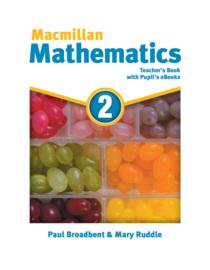 Macmillan Mathematics Level 2 Teacher's Book + eBook Pack