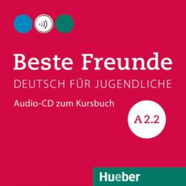 Beste Freunde A2/2 Audio-CD bij het Studentenboek