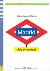 Madrid ¡me Encantas! + Downloadable Multimedia