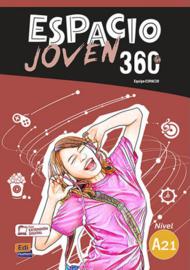 Espacio Joven 360º - Libro del alumno. Nivel A2.1