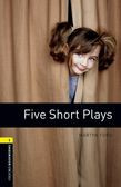 Oxford Bookworms Library Level 1: Five Short Plays