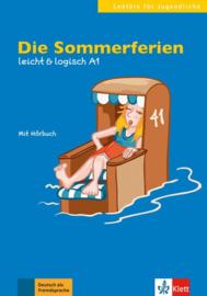 Die Sommerferien Buch met Audio-CD