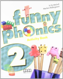Funny Phonics 2 Activity Βook