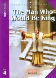 The Man Who Would Be King Teacher's Pack (incl Students Book+glossary)The Man Who Would Be King Teacher's Pack (incl Students Book+glossary)