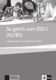 So geht's bij het DSD I Lerarenboek met Audio-CD en DVD