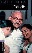 Oxford Bookworms Library Factfiles Level 4: Gandhi Audio Pack