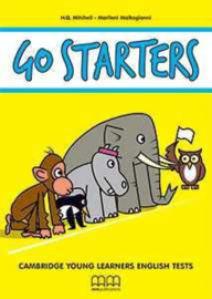 Go Starters Students Book Revised 2018