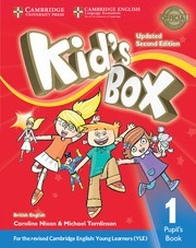 Kid's Box Updated Second edition Level1 Pupil's Book