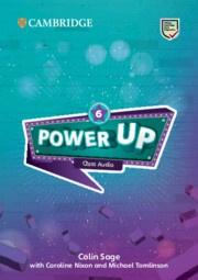 Power Up Level6 Class Audio CDs